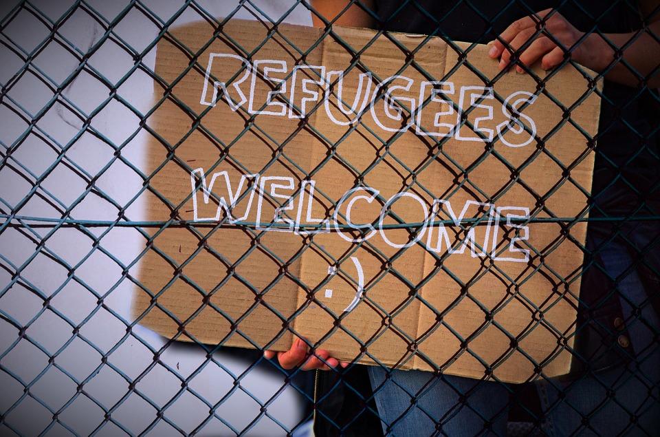 """Flüchtlings""""krise"""" in Europa"""