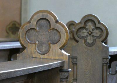 Kirchenbank/Detail