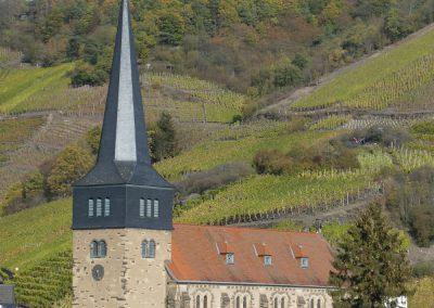 Pfarrkirche St. Nikolaus und St. Rochus