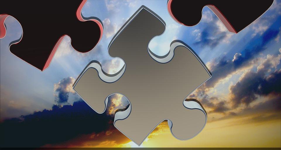 Drei Wege zur Gemeinschaft – Puzzleaktion