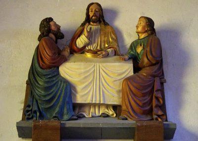 Jesus mit den Emmaus-Jüngern